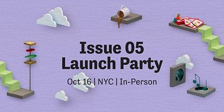 Slant'd Issue 05 Launch Party: Wonder tickets