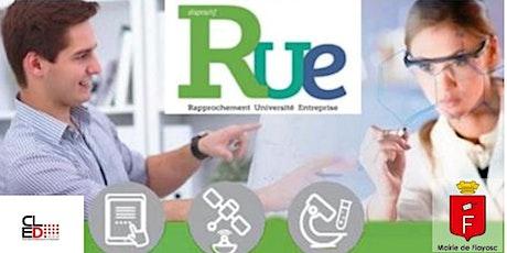 RED - Flayosc : Dispositif  RUE - Innover pour développer votre Entreprise billets