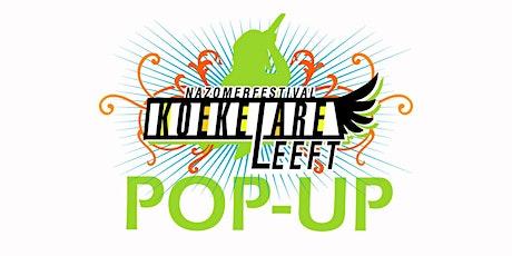 Koekelare Leeft Pop-Up 2021 31/10 tickets