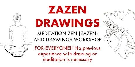 Zazen Drawings tickets