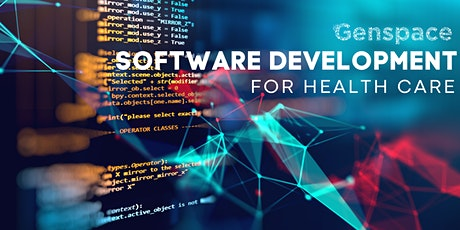Software Development for Health Care [Online] biglietti