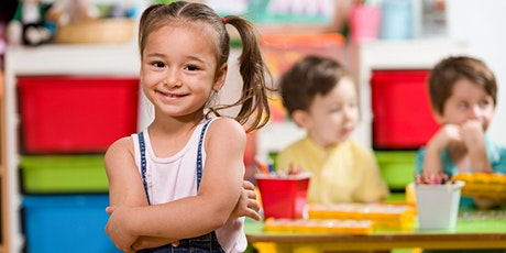 School Readiness Digital Course (4 weeks from 27 Sep 2021) Hampshire (ER) tickets
