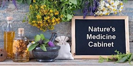 Natures Medicine Cabinet tickets