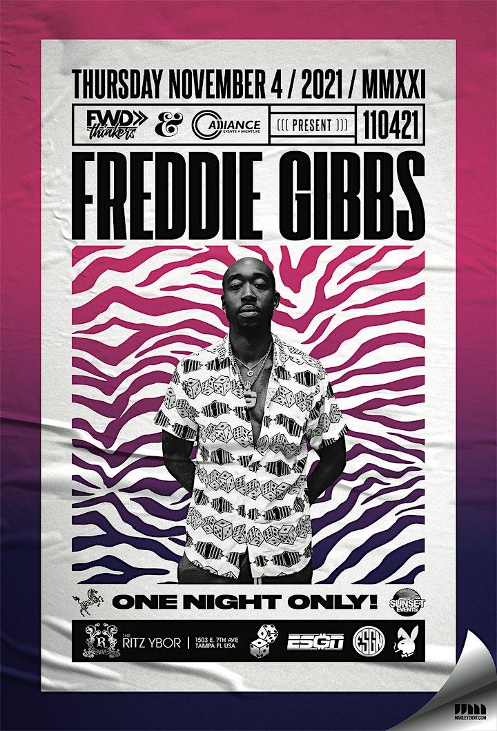 Freddie Gibbs - Tampa, FL image