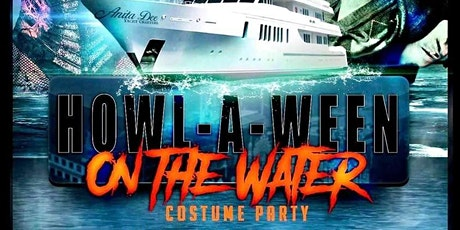 Howl-A-Ween on the water tickets