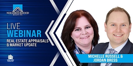 Real Estate Appraisals and Market Update tickets