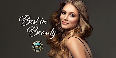 Best in Beauty 2021 tickets