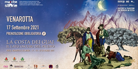 LA COSTA DEI GUAI - conferenza tickets