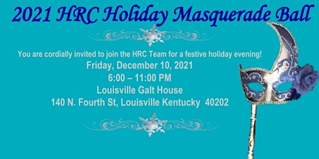 2021 HRC Holiday Ball tickets
