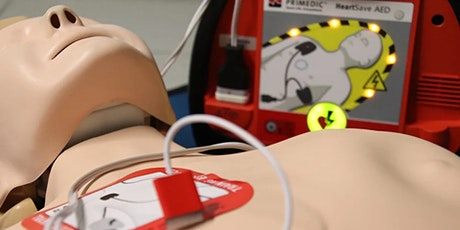 Adult Basic Life Support(BLS) and Automated External Defibrillator (AED) tickets