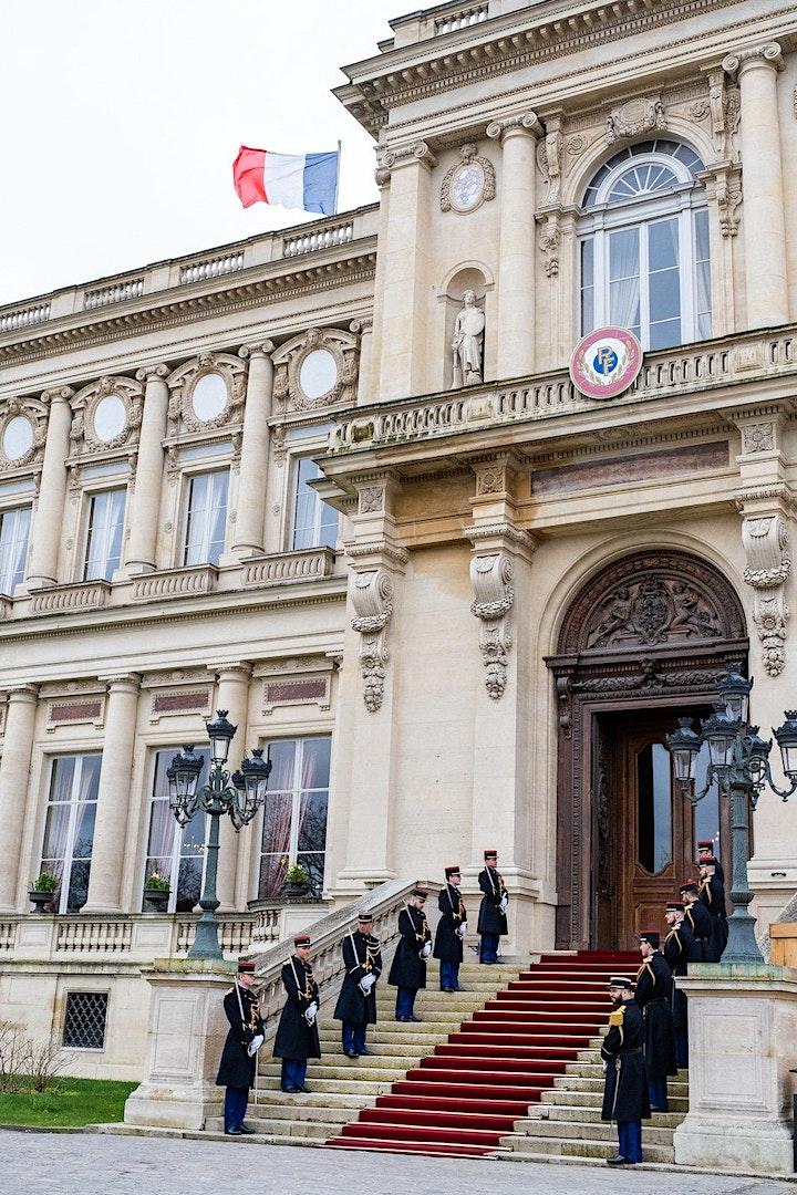 Image pour Journées européennes du patrimoine 2021 - Quai d'Orsay