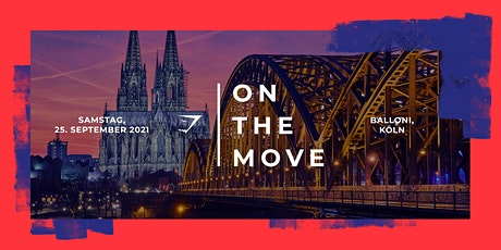 Gymshark On The Move - MOBILITY mit Leon (@moving.monkey) Tickets