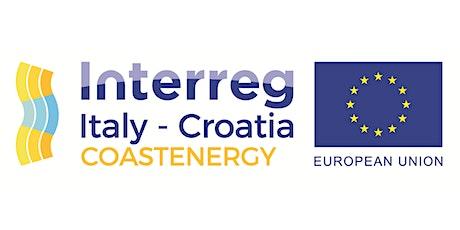COASTENERGY: ai confini dell'energia blu biglietti