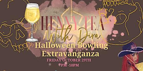 HennyTea Halloween Bowling Extravaganza. tickets