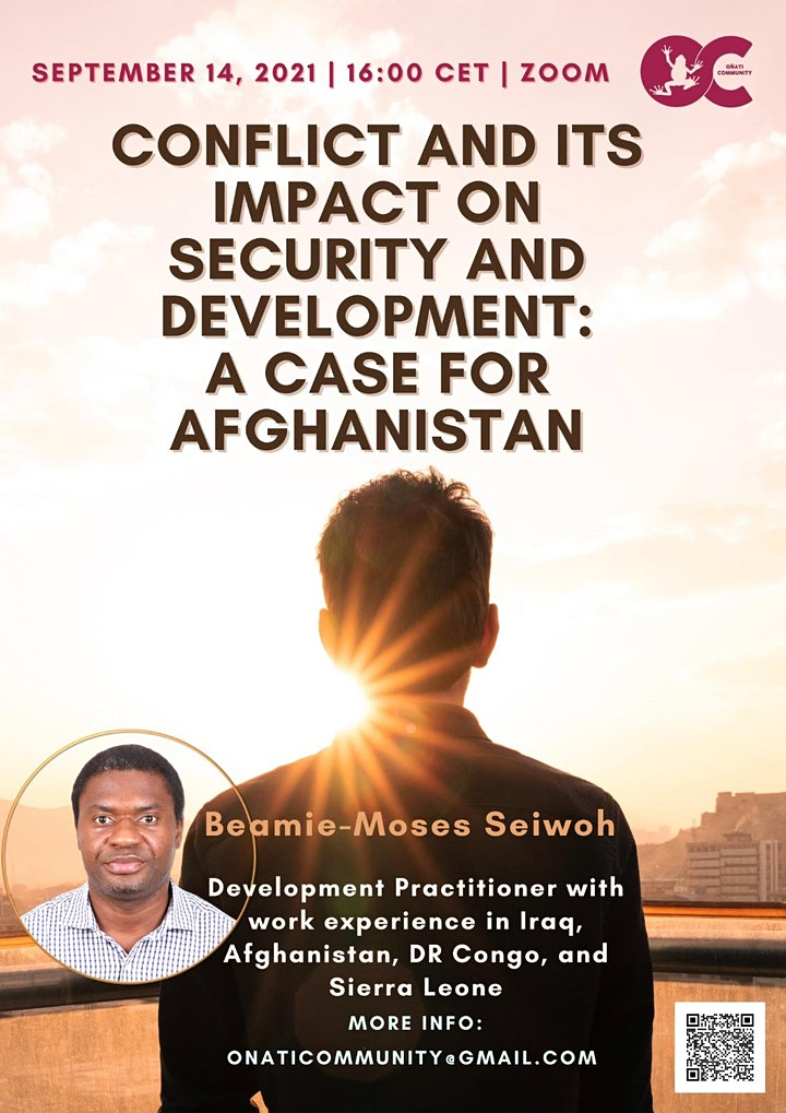 Imagen de Conflict and its Impact on Security and Development: a Case for Afghanistan