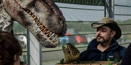Dino Day Extra Date Added tickets