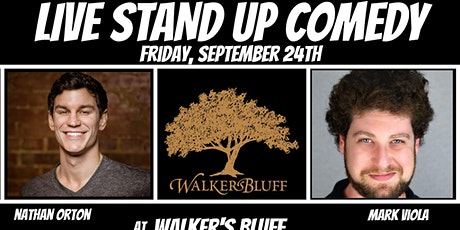 LIVE Stand Up Comedy with Mark Viola & Nathan Orton tickets