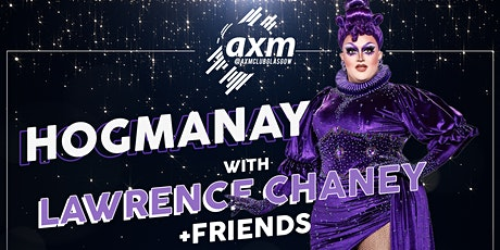 Hogmanay at AXM with Lawrence Chaney & Friends tickets