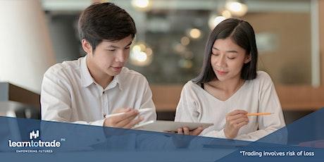 Ultimate Forex Starter - Philippines tickets