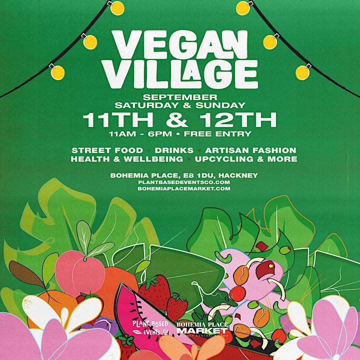Hackney Vegan Village image