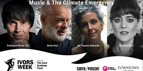 Music & The Climate Emergency tickets
