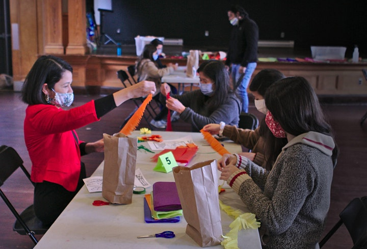 Culturally Inspired Arts and Crafts Workshops image