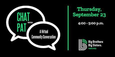 BBBS Community Conversation tickets