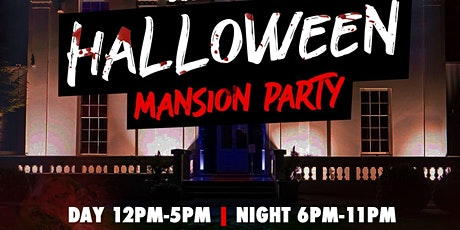 Halloween Mansion Party tickets