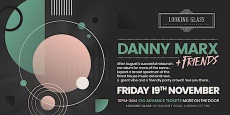 Danny Marx & Friends tickets