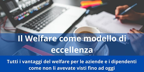 Il Welfare come Modello di Eccellenza biglietti