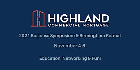 2021 Business Symposium  & Birmingham Retreat tickets