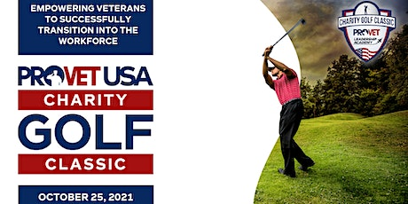 ProVet USA Charity Golf Classic Tennessee tickets
