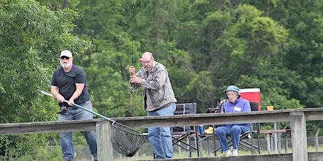 Senior Fishing Rodeo tickets