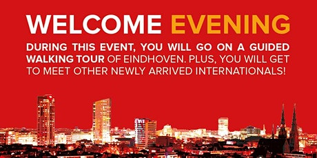 Welcome Evening for Internationals in Eindhoven: October 2021 tickets