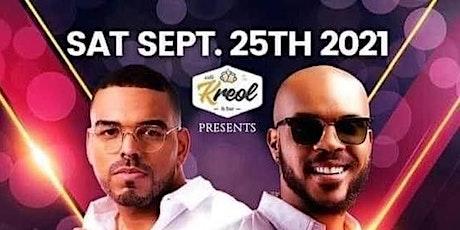 ENPOSIB PERFORMING LIVE AT CAFE KREOL & BAR IN ORLANDO, FLORIDA tickets