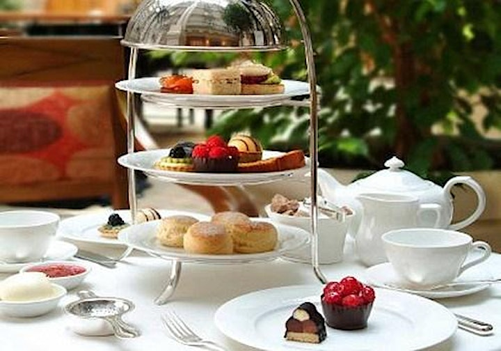 Festive Afternoon Tea  at Mercure Maidstone Great Danes Hotel image