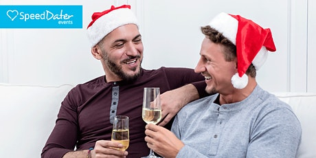 London Gay Christmas  Speed Dating | Ages 36-55 tickets