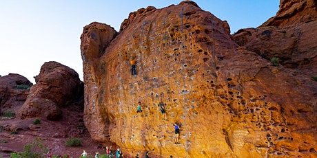 Night Climbing with Get Outside tickets