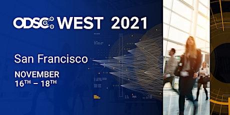 ODSC West 2021 - Open Data Science Conference|| Partners registration tickets