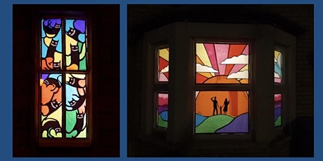 Light Up Keighley - Stained Glass Window Workshop tickets