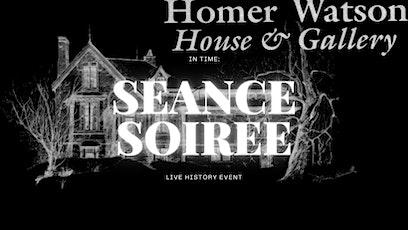 Seance Soiree tickets