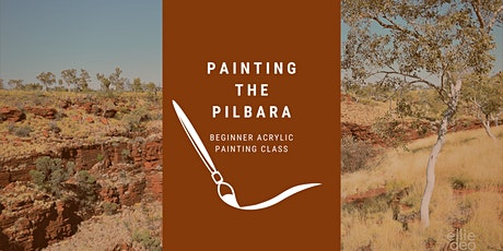 Painting the Pilbara tickets