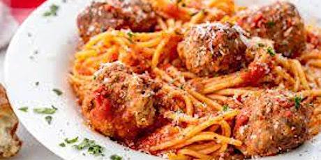 Fins Spaghetti Dinner tickets