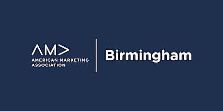 Marketing Mingle @ AMA Birmingham tickets
