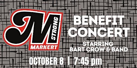 Markert Strong Benefit Concert tickets