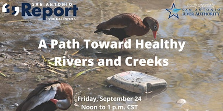 A Path Toward Healthy Rivers and Creeks tickets