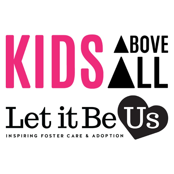 Become a Foster Parent with Kids Above All image