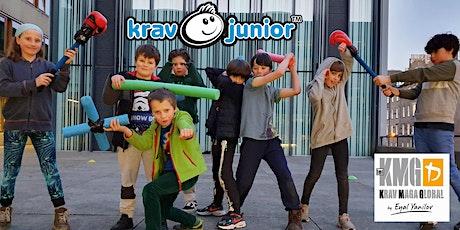 Self Defense for Kids - Krav Junior Free Trial Class (Thursday, 4.15-5pm) tickets