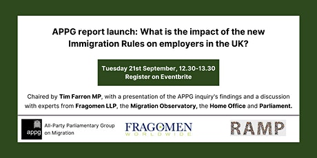 What is the impact of the new Immigration Rules on employers in the UK? tickets