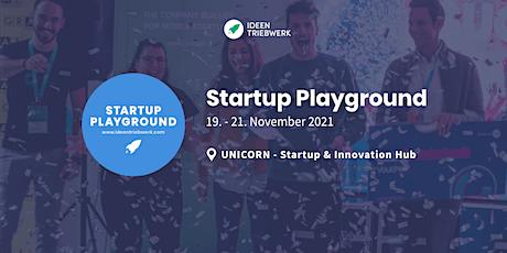 Startup Playground 2021 tickets